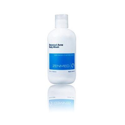 ZENMED Botanical Acne Body Wash - Acne, Clogged Pores, Pimples, Body Acne, Vegan, Acne Treatment