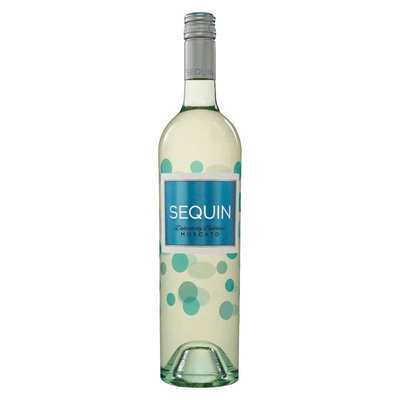 Sequin Delicately Bubbled Moscato Wine 750 ml