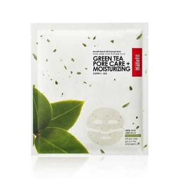 Manefit Natural Gift Green Tea Pore Care Sheet Mask