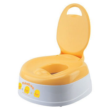 Piyo Piyo Deluxe Potty Trainer Multi Function