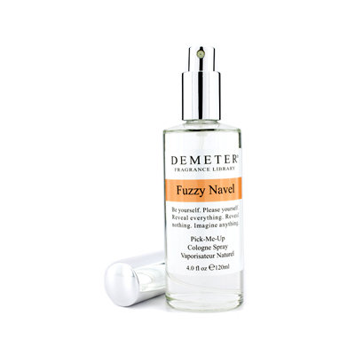 DEMETER by Demeter FUZZY NAVEL COLOGNE SPRAY 4 OZ for UNISEX