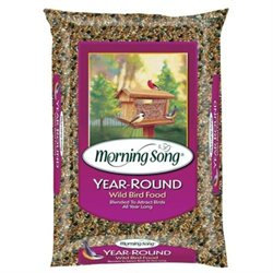 The Scotts Company SBD1022526 Morningsong 40pound Year Around Wild Bird Food