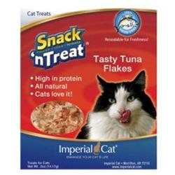 Imperial Cat 00193 Tasty Tuna Flakes - 0. 5 oz.