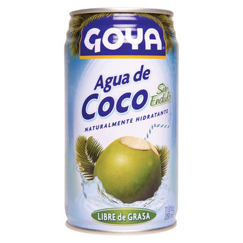 Goya Unsweetened Coconut Water 11.8 oz