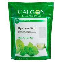 Calgon Therapy Soak Mint Green Tea Epsom Salt - 3 lb