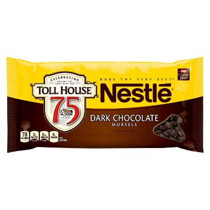 Nestlé' Usa Nestlé Toll House Dark Chocolate Morsels 10 oz
