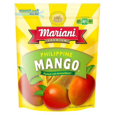 Mariani Packing Co., Inc. Mariani Philippine Mango 4 oz