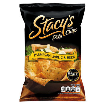 Stacy's Parmesan Garlic & Herb Pita Chips 8 oz
