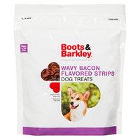 Boots & Barkley Wavy Bacon Flavored Strips Dog Treats 6 oz
