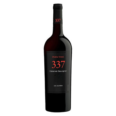 337 Noble Vines Cabernet Sauvignon Wine 750 ml