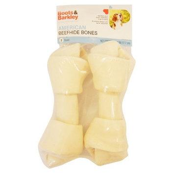 Boots & Barkley American Beefhide Bones 7 in 2 ct