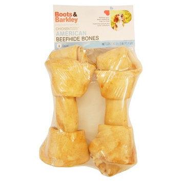 Boots & Barkley Chicken American Beefhide Bones 7 in 2 ct