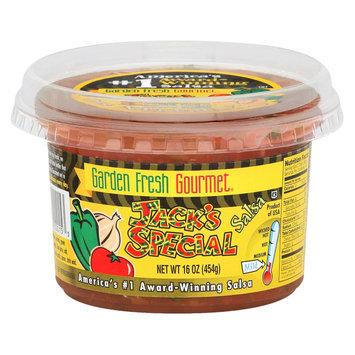 Garden Fresh Gourmet Jack's Special Mild Salsa 16 oz