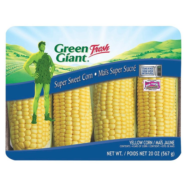 Green Giant Sweet Corn 4pk