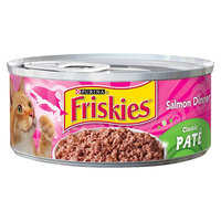 Friskies® Salmon Dinner Classic Pate Wet Cat Food
