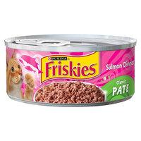 Purina Friskies Salmon Dinner Classic Pate Wet Cat Food 5.5 oz