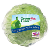 Wrapped Icbrg Lettuce