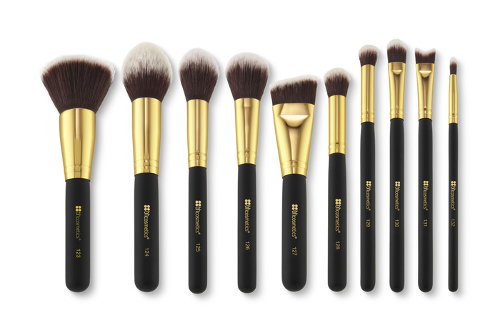 BH Cosmetics Sculpt and Blend 10 Piece Brush Set