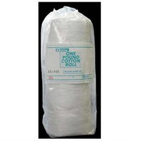 Dukal Corporation Cotton Roll White 1 Pound - CR1-25