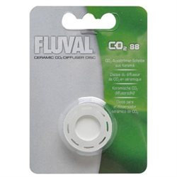 RC Hagen A7549 Fluval Ceramic CO2 Diffuser Disc 3.1 oz