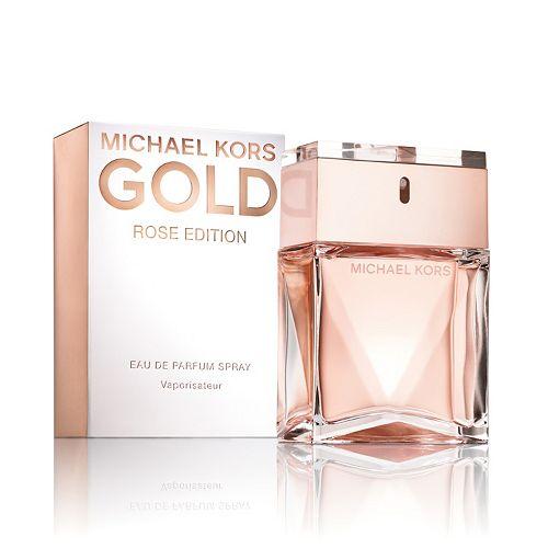 Michael Kors Gold Rose Edition For Women