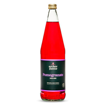 Archer Farms Italian Soda Pomegranate 33.8oz