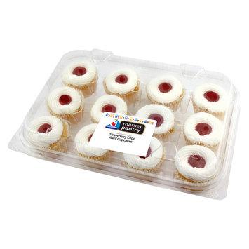Market Pantry Ncf Strawberry Drop Cupcake