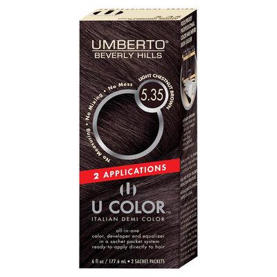 Umberto Beverly Hills U Color Italian Demi Hair Color - Light