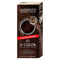 Umberto Beverly Hills U Color Italian Demi Hair Color - Dark Copper