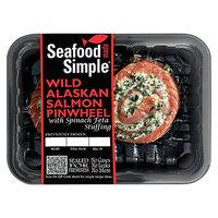 Slade Gorton & Co. SMS 10oz Pinwheel Keta Salmon