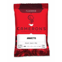 Cameron's Ground Coffee, Amaretto, 1.75 Ounce (Pack of 24)