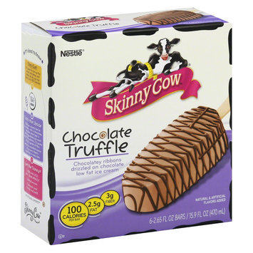 Skinny Cow Chocolate Truffle Ice Cream Bar