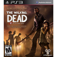 Uie PS3 - The Walking Dead: Game of the Year Edition