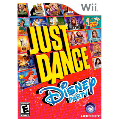 Just Dance Disney Party PRE-OWNED (Nintendo Wii)