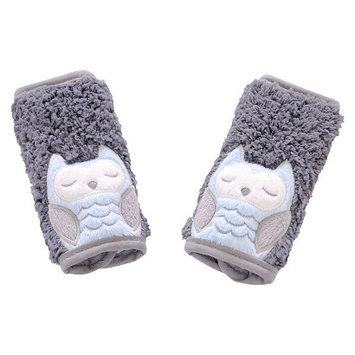 Eddie Bauer Car Seat Strap Covers - Gray Owl