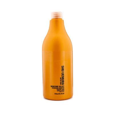 Shu Uemura Moisture Velvet Nourishing Shampoo 25.3 oz Shampoo