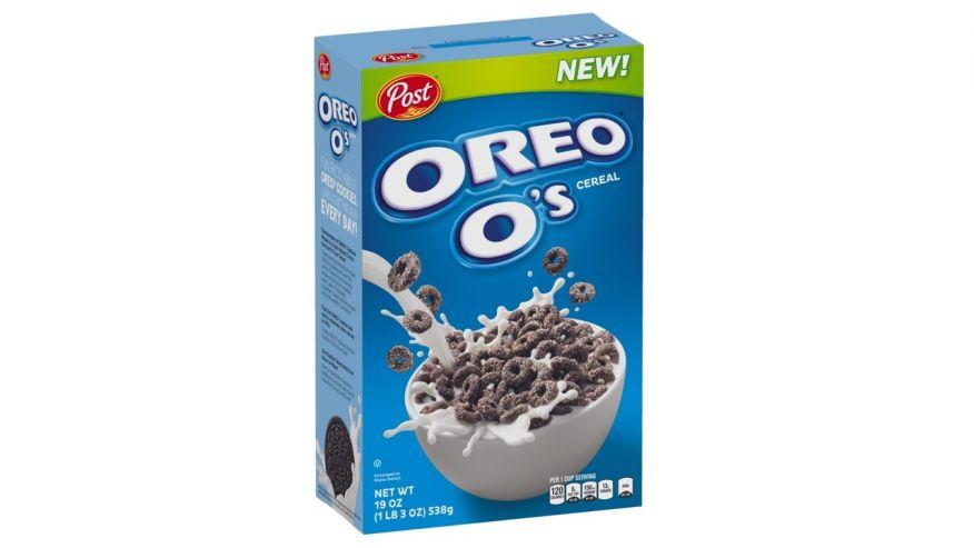 Post Oreo O's® Cereal
