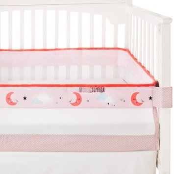 Just One You Made by Carter's Pink Night Sky Crib Liner