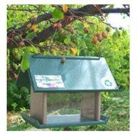 Songbird Essentials Mealworm Feeder Hunter/Drift