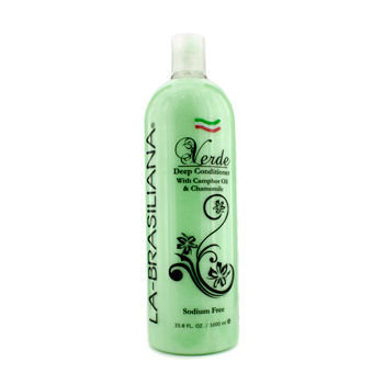 La Brasiliana La-Brasiliana Verde Deep Conditioner 1000ml/33.8oz