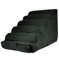 O'donnell Industries ODonnell Industries 60687 Small Scalloped Pet Ramp - Black