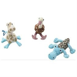 Ethical Pet Products Ethical Cat 688894 Jungle Jam Printed Plush - Assorted