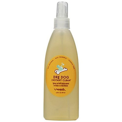 happytails Canine Spa Line Dry Dog Instant Clean