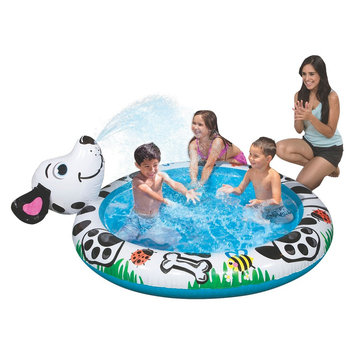 Manley Toys Banzai Kickin' Back Animals Pool - Puppy