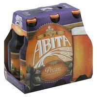 Abita Pecan Harvest Ale Beer Bottles 12 oz, 6 pk