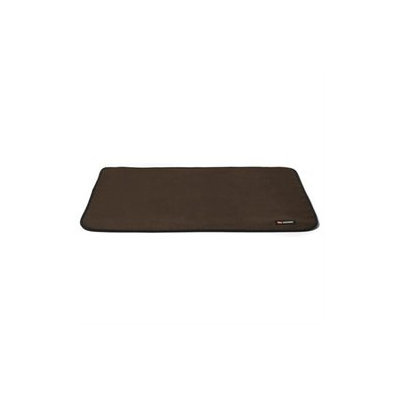 The Shrimp Team 5127 Large Landing Pad Cover in Coffee Suede