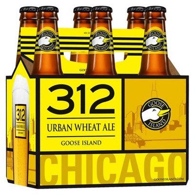 Budweiser Goose Island 312 Urban Wheat Ale Beer