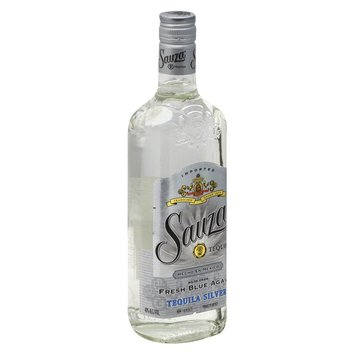 Beam Global Sauza Mexican Silver Tequila 750 ml
