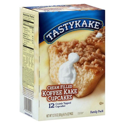 Tastykake® Cream Filled Koffee Kake Cupcakes