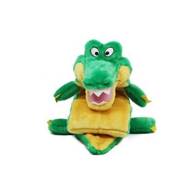 Kyjen Ginormous Gator Squeaker Mat Dog Toy